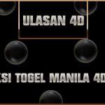 Prediksi Togel Manila 4D Tools