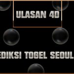Prediksi Togel Seoul 4D